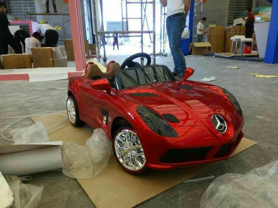 4 điều cần biết khi gia đình mua ô tô điện cho trẻ em
