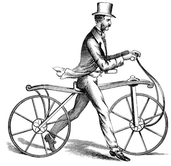 Tìm hiểu về xe đạp và lịch sử ra đời của xe đạp - ELLEN