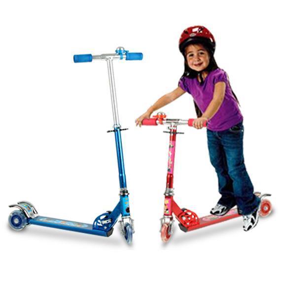 Làm thế nào để mua một chiếc scooter tốt cho bé chơi 3