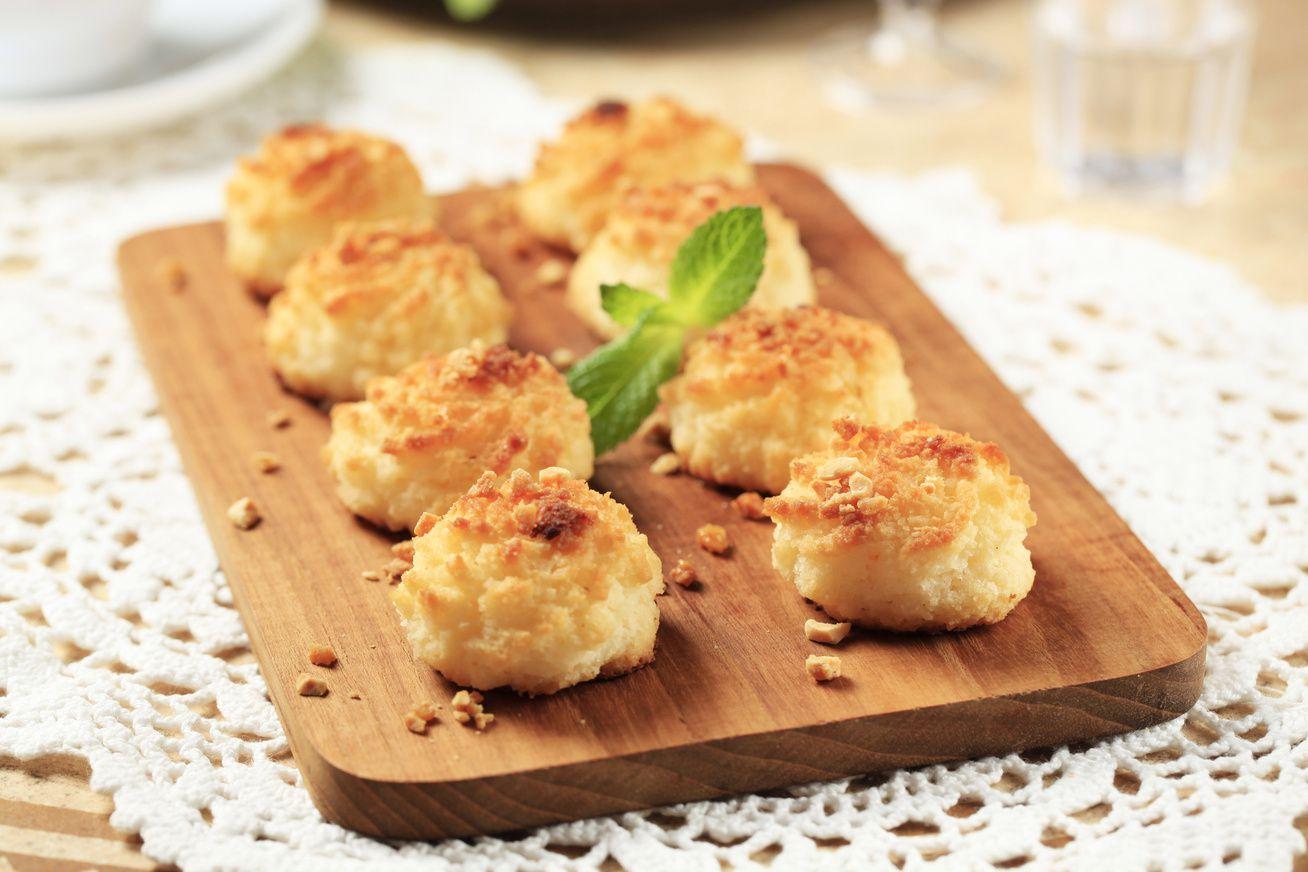 Bánh dừa Maca