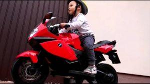 vì sao xe máy điện trẻ em không có điều khiểmn từ xa
