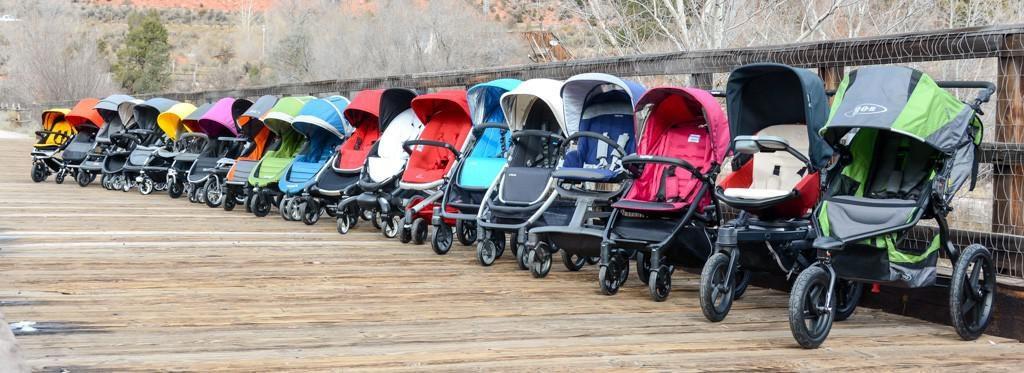 4 lời khuyên hữu ích đchọn xe đẩy phù hợp cho bé