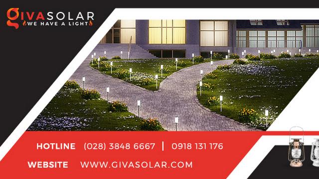 Mua đèn năng lượng mặt trời cho sân vườn ở đâu tốt