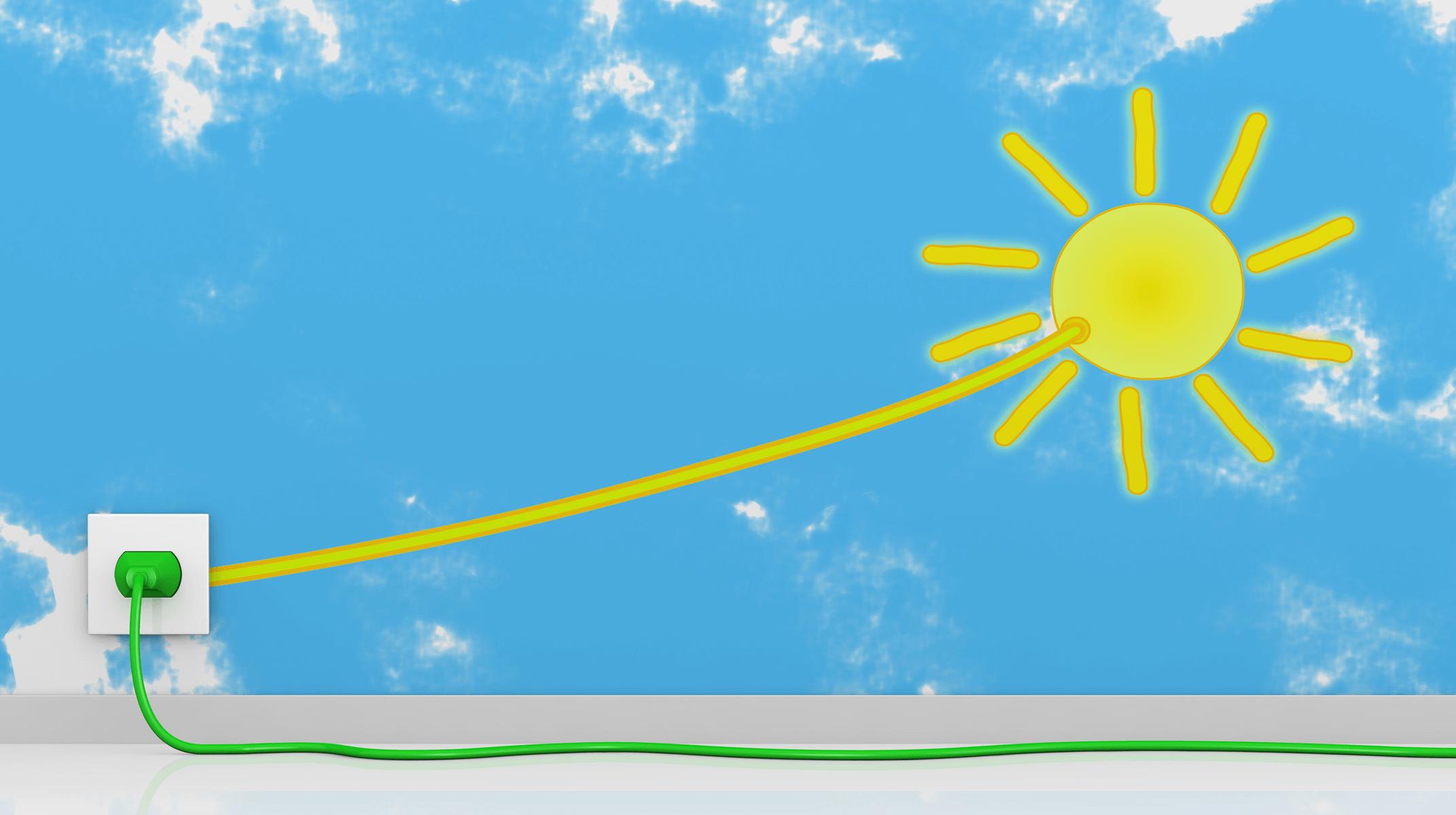 Điện mặt trời là gì?