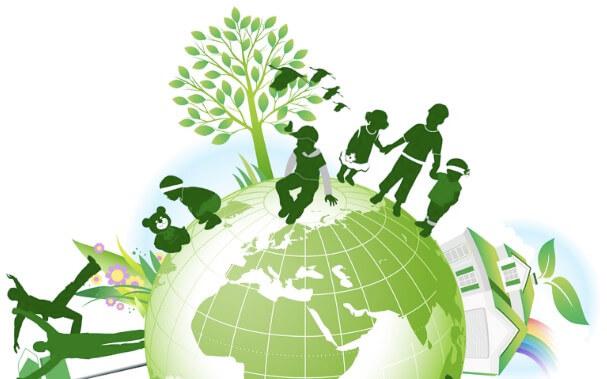 Dùng năng lượng mặt trời để bảo vệ môi trường