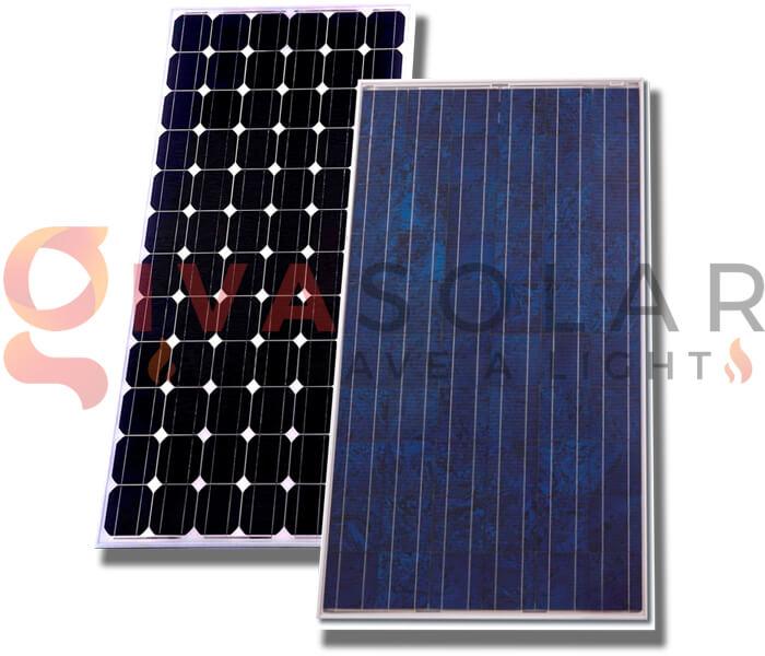 Sự khác biệt giữa pin mặt trời Mono và Poly 4