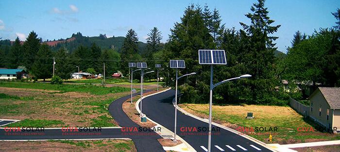 Tìm hiểu về đèn đường năng lượng mặt trời