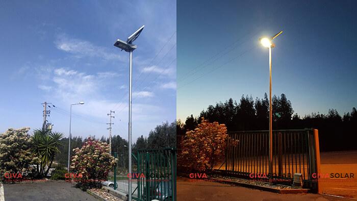 ứng dụng đèn đường năng lượng mặt trời 4