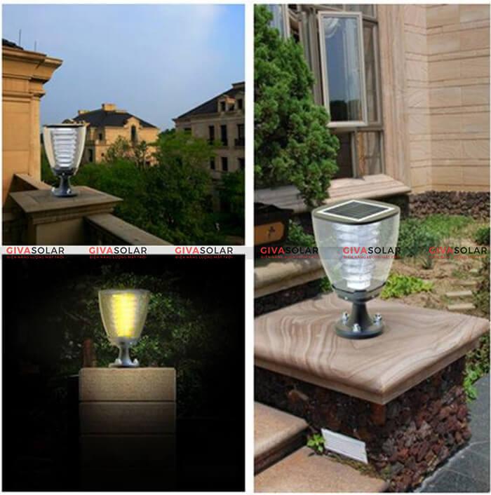Tìm hiểu về đèn trụ cổng năng lượng mặt trời 4