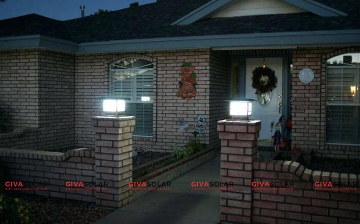 Tìm hiểu về đèn trụ cổng năng lượng mặt trời 6
