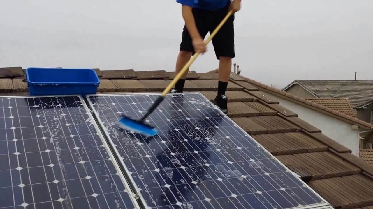 Bảo hành bảo trì hệ thống năng lượng mặt trời