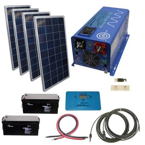 báo giá hệ thống điện mặt trời hòa lưới