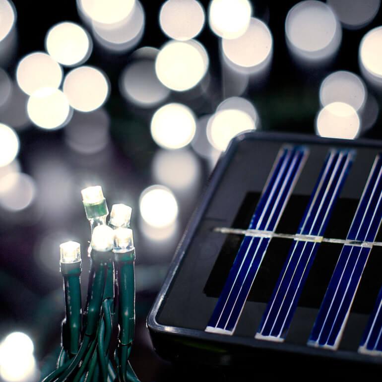 Tấm pin để thu thập ánh sáng mặt trời