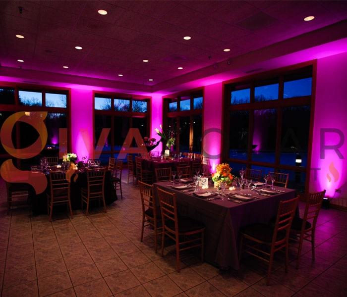 Sử dụng đèn trang trí quán ăn thu hút khách hàng 8