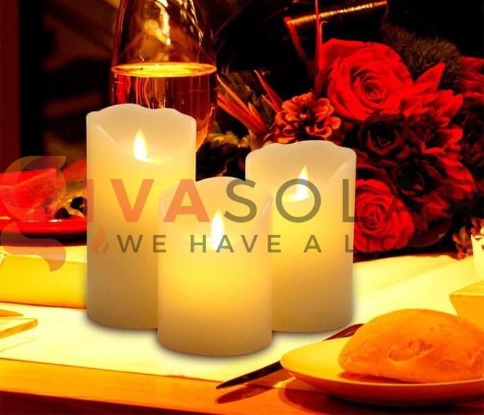 Sử dụng đèn trang trí quán ăn thu hút khách hàng 9