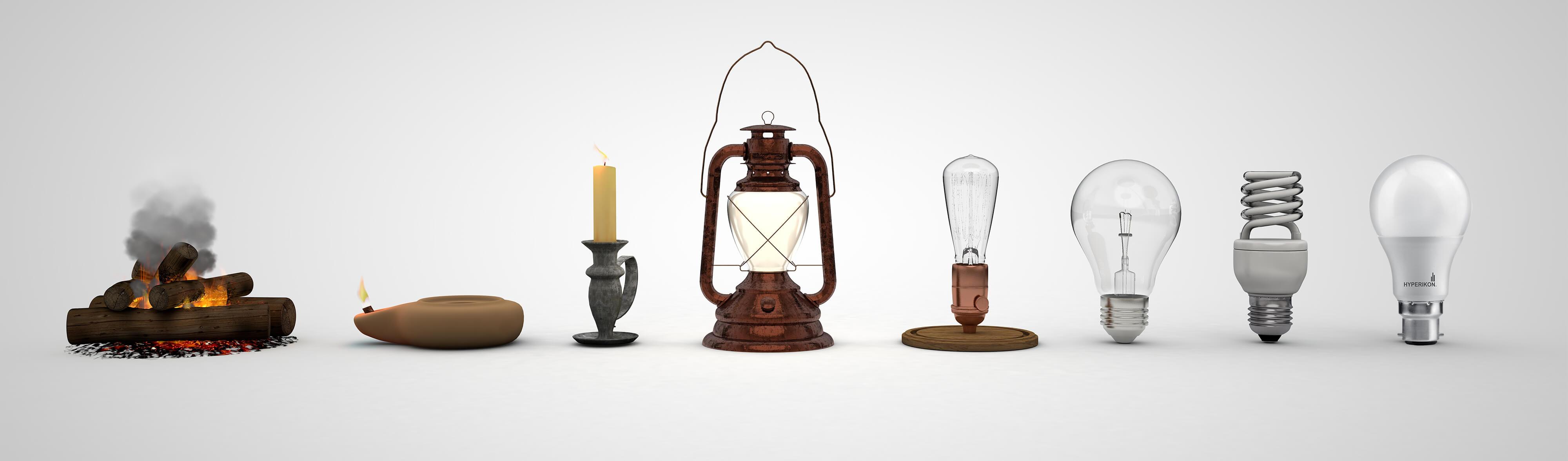 Độ sáng của đèn LED đem lại
