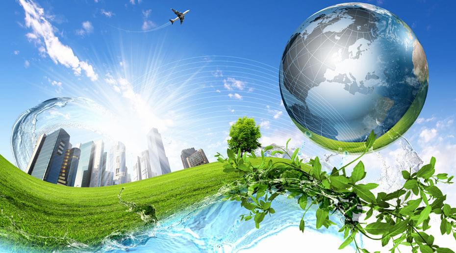 năng lượng mặt trời sạch xanh