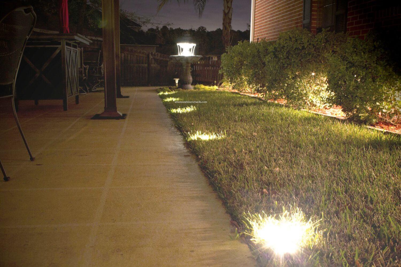 Nơi vị trí có thể lắp đặt đèn năng lượng mặt trời