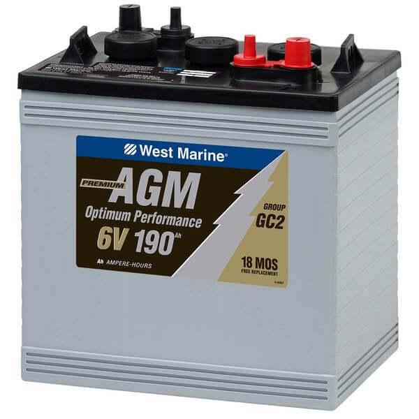pin AGM
