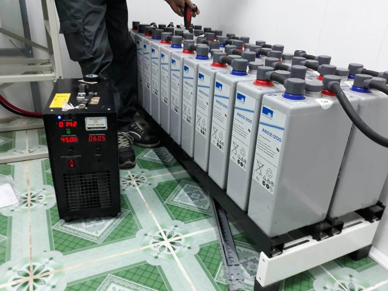 cách sử dụng pi lưu trữ điện năng lượng